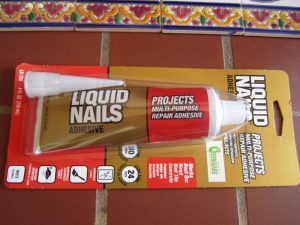 liquid nails small project