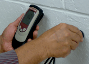 ultrasonic dry film thickness gauge
